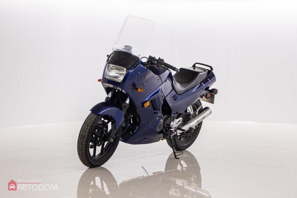 Продажа Kawasaki ZZR 250 2004 Синий в Автодом