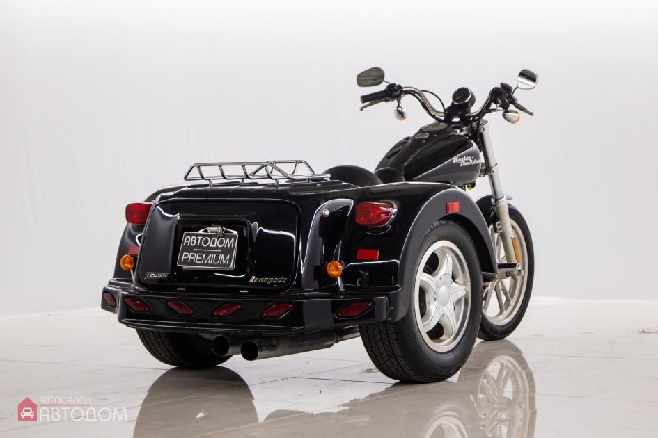 Продажа Harley-Davidson FXDR 114 2006 Черный в Автодом