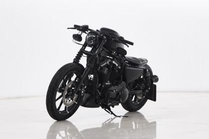 Продажа Harley-Davidson Sportster 883 2019 Черный в Автодом